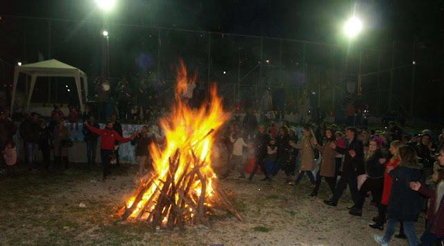 Θεσπρωτία: Πανδαισία στη Γιορτή Τηγανίτας στο Γραικοχώρι Ηγουμενίτσας
