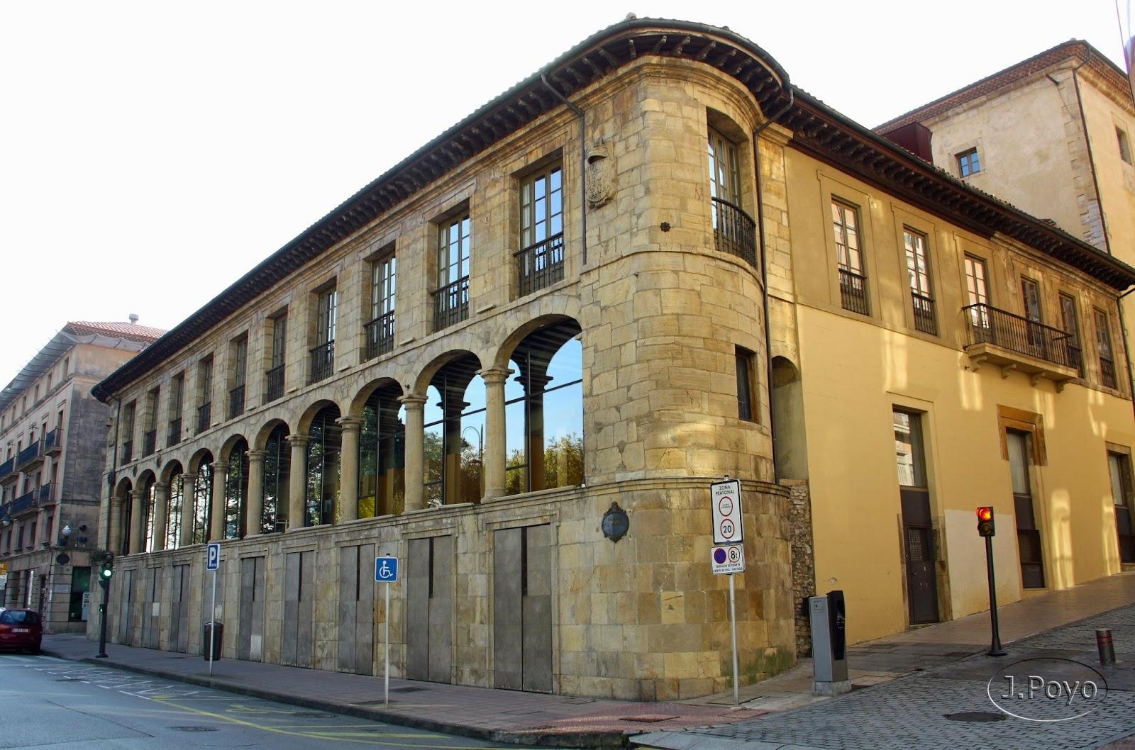 Palacio del Marques de Camposagrado de Avilés