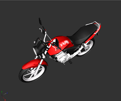 GTA SA - HONDA FAN 150 3