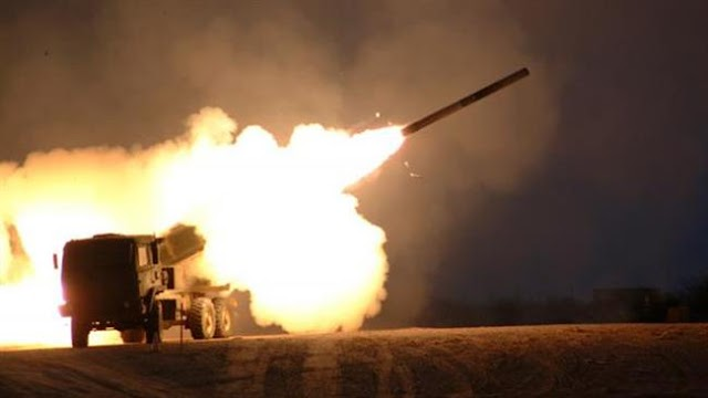 US army relocates long-range rocket system from Jordan to Syria