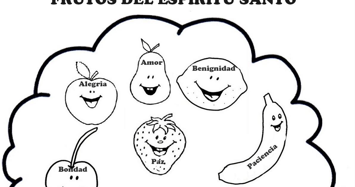 El Arbol De Los Frutos Para NiÑos: EBI Paraguay: Septiembre-para Colorear
