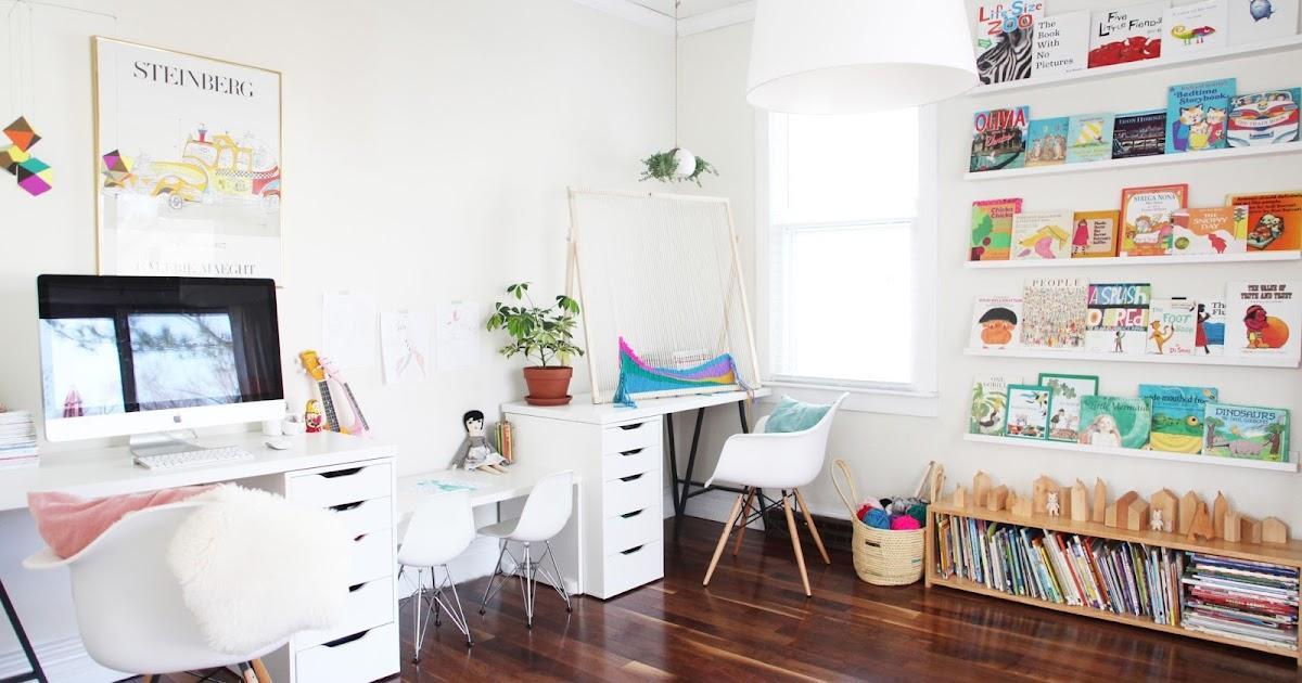 little mr moo: the office / playroom