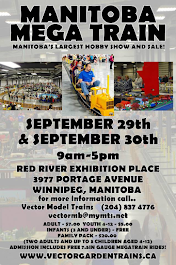 Manitoba Mega Train Show