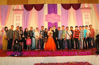 Pernikahan Bro Steven dari NOC Medan
