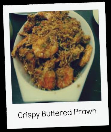 Crispy Buttered Prawn - Koleksi Resepi Atkins Lynn Mohd