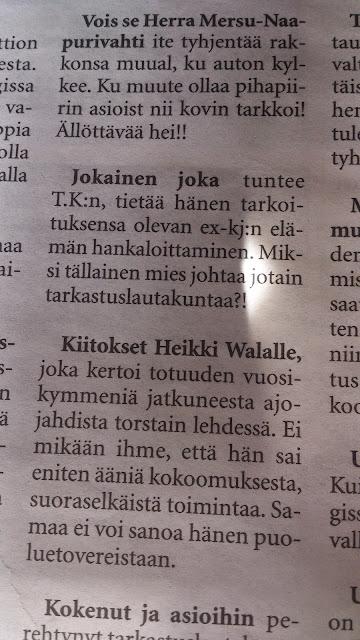 ONTUEN MENNÄÄN, MUTTA MENNÄÄN KUITENKIN!: heinäkuuta 2013