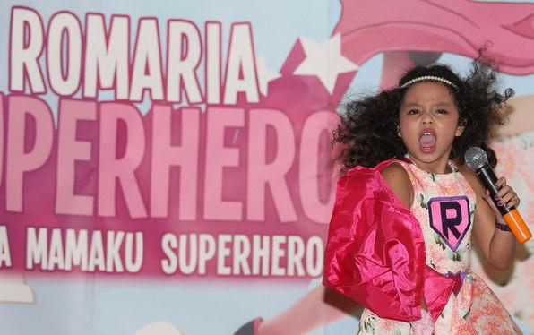Lirik Lagu Mama Kaulah Bintang - Romaria (OST Bintang di Hatiku RCTI)
