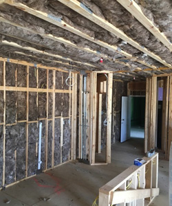 BluSkin and Spray Foam Installation - Delmarva Insulation