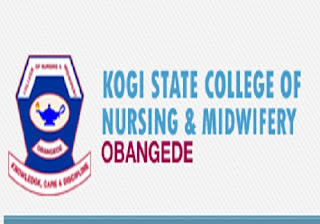Kogi State College of Nursing and Midwifery admission procedures