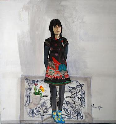 Portrait de Jeanne (2010), Neollina Medvedeva