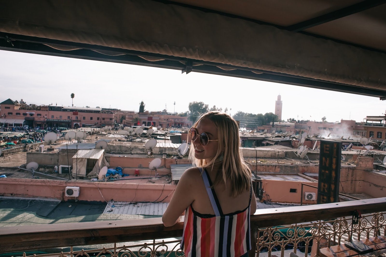 Suz and the Sun, Suz and the Sun travel, Marrakesh 2018, Marrakesh travel, Suz and the Sun style, Cafe l'Ancien