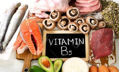 An Overview of the Vitamin B5