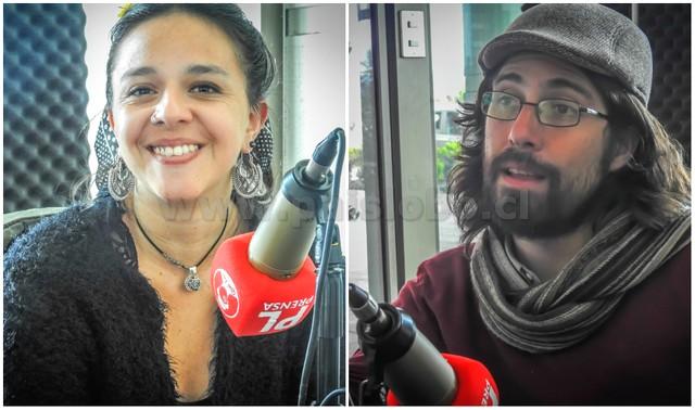 Valentina Reyes e Ignacio Reyes