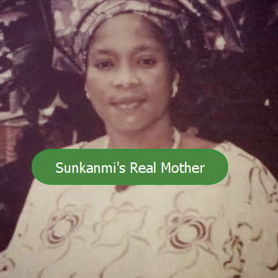 sukanmi omobolanle real mother