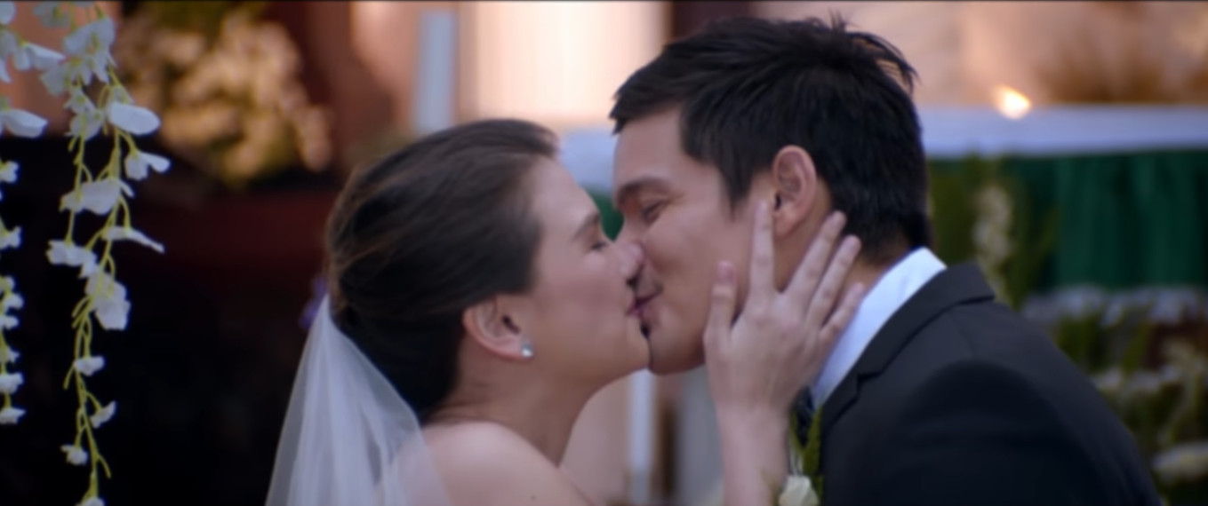The Unmarried Wife 2016 Star Cinema drama film about Dingdong Dantes' character cheating on Angelica Panganiban's character, and infidelity that destroys their marriage