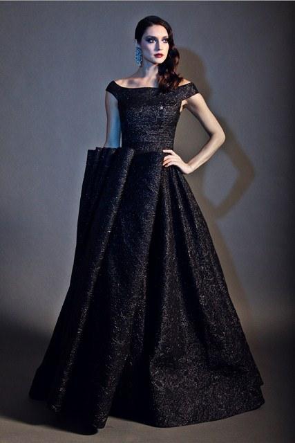 14 Model Gaun Pesta Brokat Cantik Dan Elegan Terbaru - Si ...