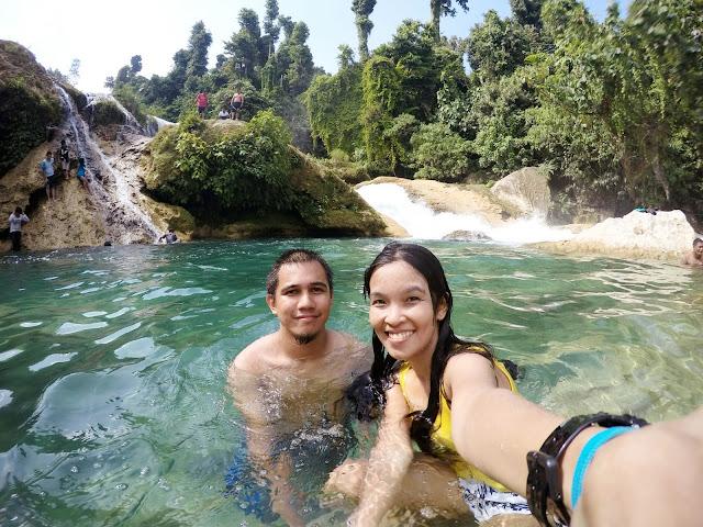 Aliwagwag Falls Eco Park, Cateel, Davao Oriental