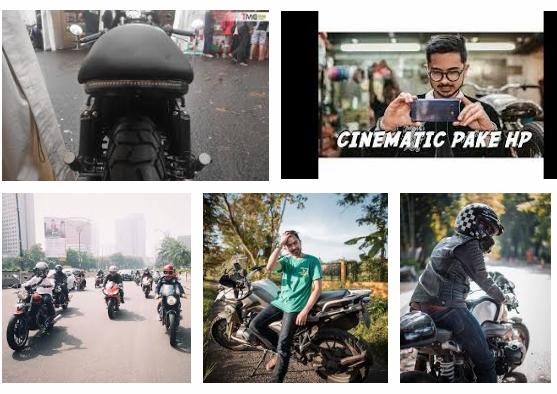 Profil Den Dimas Motovlogger Jakarta Melbourne