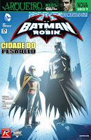 Os Novos 52! Batman e Robin #17