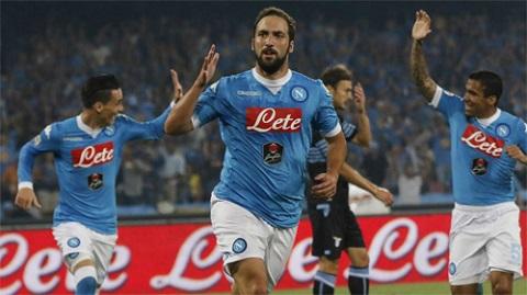 Napoli đang trên đường trở lại đỉnh cao thực sự với Sarri