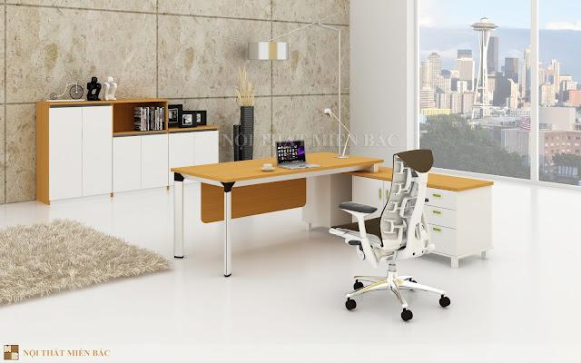 Nên lựa chọn màu sắc tủ tài liệu giám đốc nhập khẩu hài hòa, trang nhã tạo cho căn phòng sự lịch lãm và đẳng cấp vị lãnh đạo
