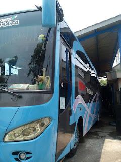 Tarif Bus Pariwisata PO. Iva Jaya Surabaya