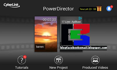 Download powerdirector video editor terbaru