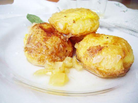 patatas escabechadas de Extremadura