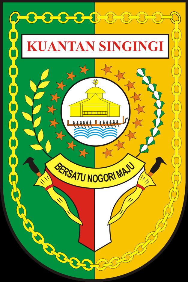 Hasil gambar untuk logo kuantan singingi