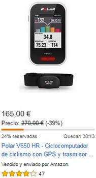 Reloj-GPS.com - Polar V650
