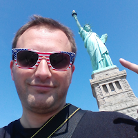 Seb's New York TO DO LIST : faire un selfie avec la Statue de la Liberté