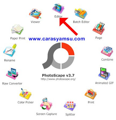 tentunya Anda mempunyai dokumentasi foto pribadi Cara Membuat Bingkai Foto di Komputer/Laptop dengan PhotoScape