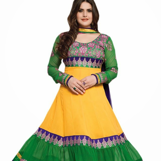 zarine khan , designer , ana rk ali , suit , ana rk ali ,suit salwar , kameez , salwar ,kameez on-line , shopping , z ohr a ,, Zarine Khan Hot Pics From Indian Clothing Catalogue