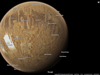 Google Maps Space- A Good Space Education Resource for Students
