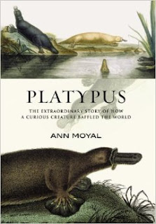 platypus book