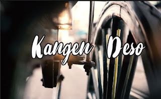 Kunci Gitar Lirik Kangen Deso - Letto