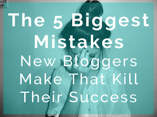 Common Mistakes by New Bloggers that Kill their success