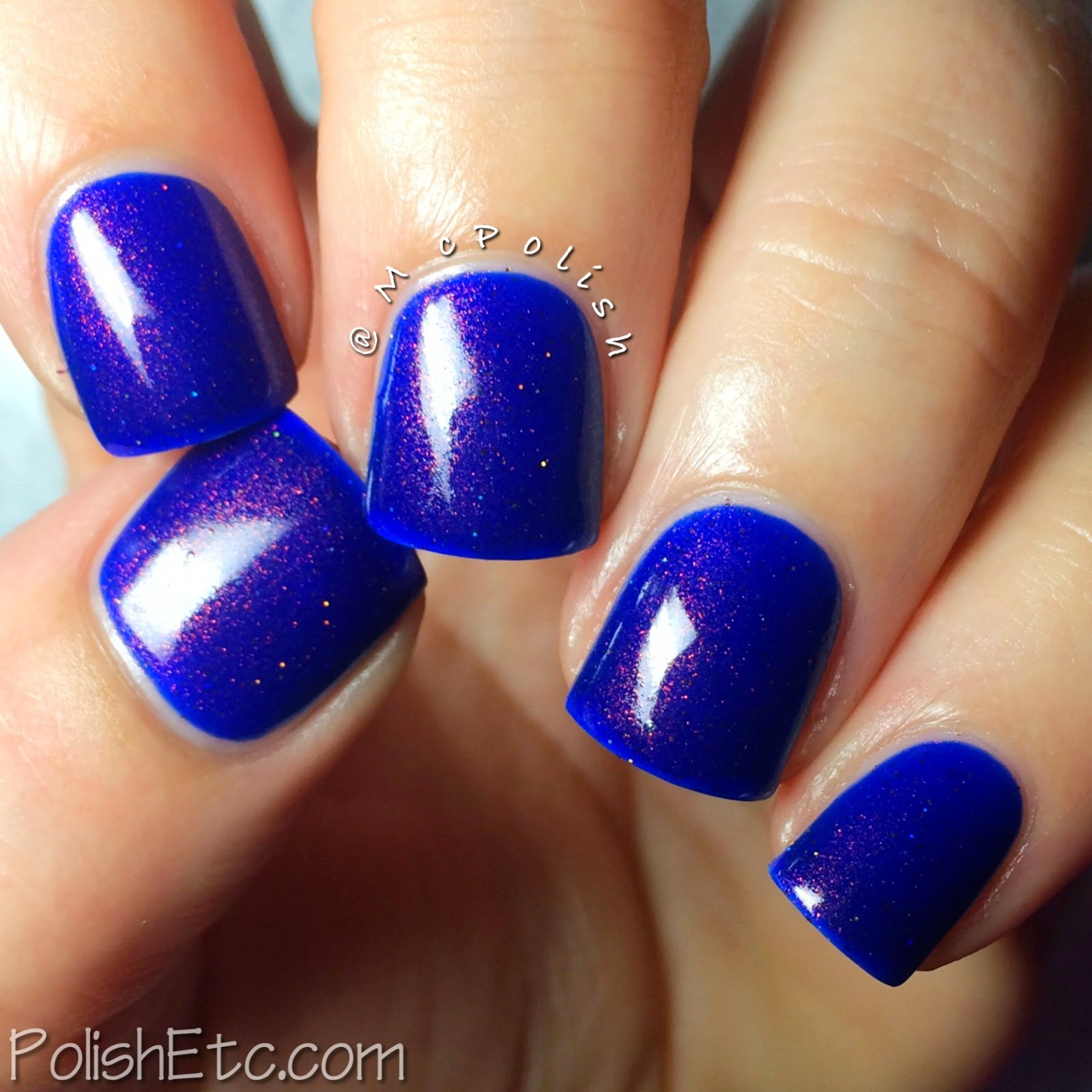 Cirque Colors - Kontiki Collection - McPolish - MIDSUMMER NIGHT