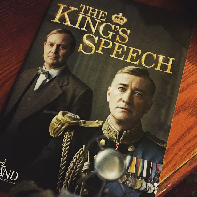 The King's Speech Leeds Grand 2015