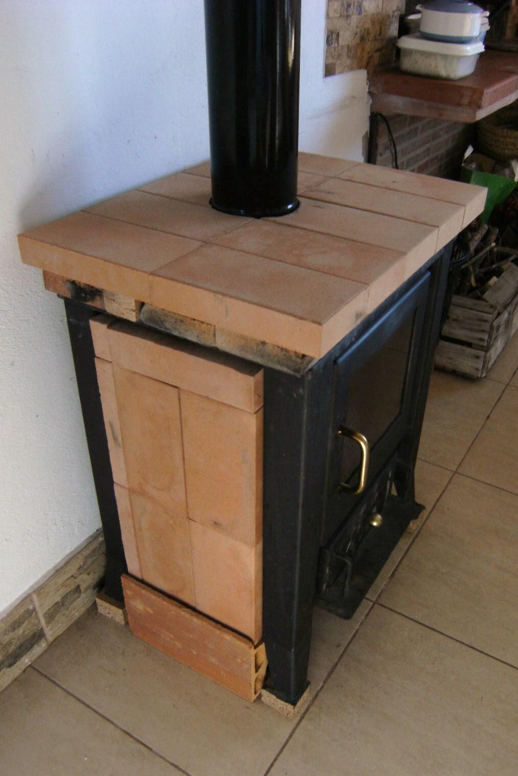 Energia solar casera y utiles sencillo m todo de aumentar - Como hacer una cocina de lena ...