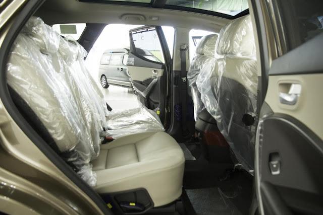 Đánh giá Hyundai SantaFe 2018 ảnh 12