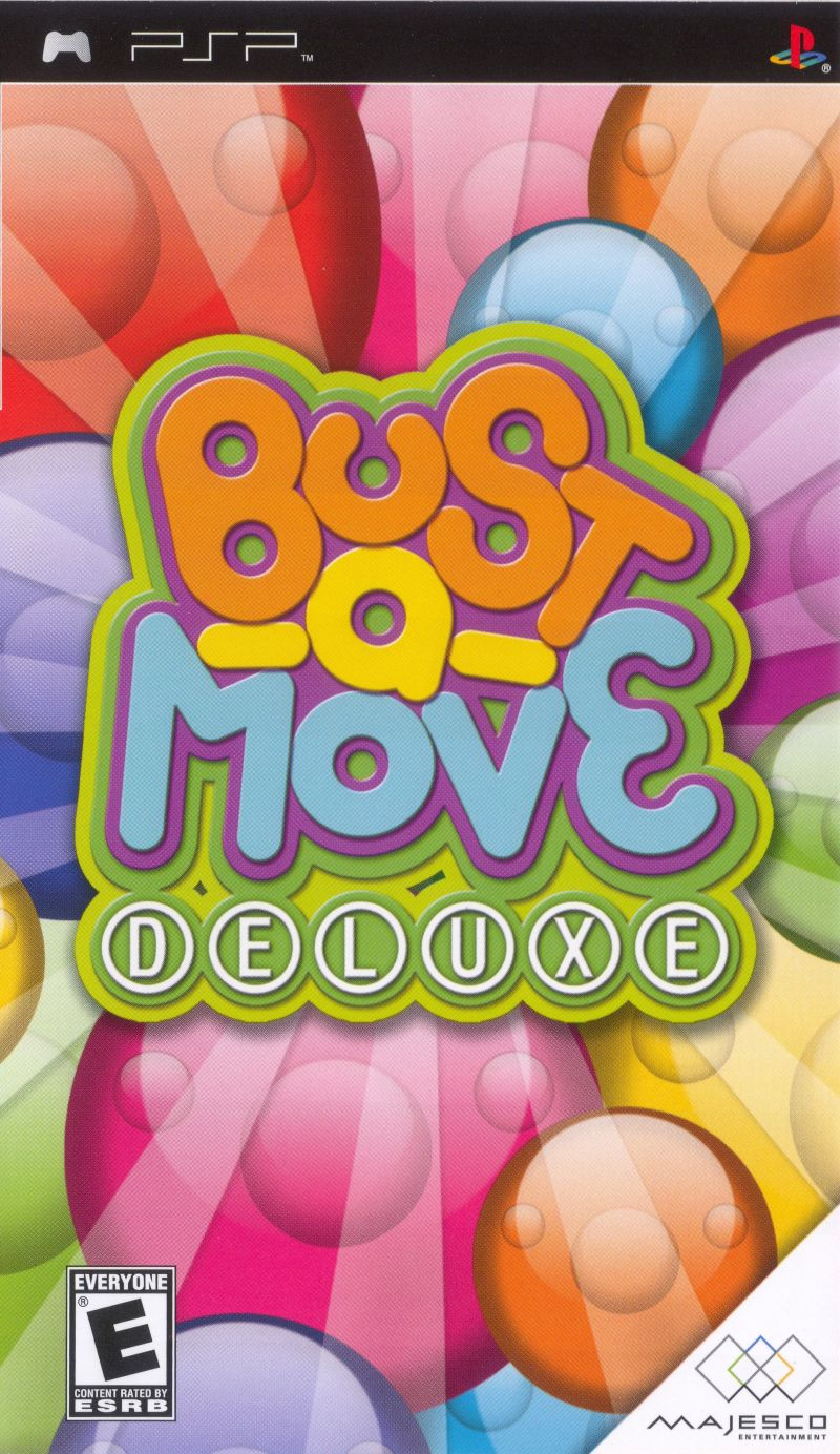 Bust-A-Move Deluxe - PSP - ISO Download