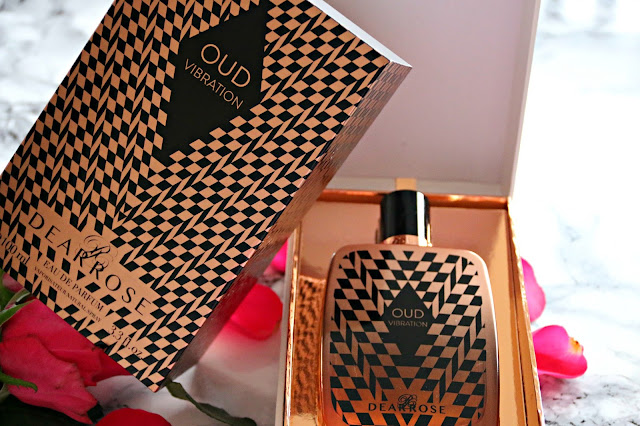 Dear Rose Oud Vibration Perfume Review