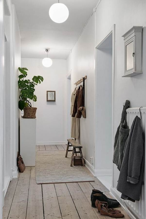 Ideas To Decorate In White And Wood 3