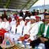 Marthinus Tiranda dan Obed Nego Depparrinding Hadiri Peringatan HUT Kabupaten Mamasa ke -16