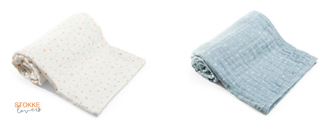 Stokke Blanket Muslin Cotton