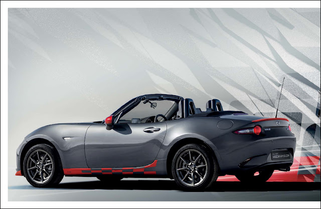 Mazda MX-5 ND5RC Icon Special Edition