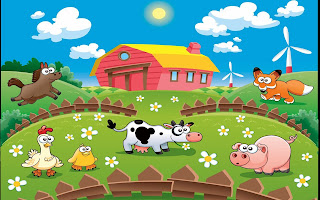 Farm Animals Pictures