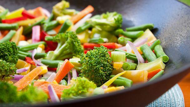Makanan Nabati Baik Untuk Mengurangi Gejala PCOs