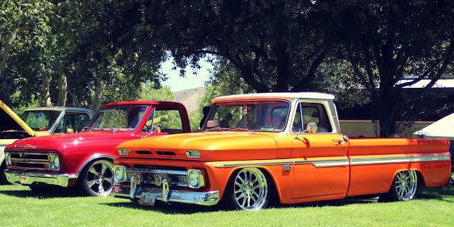 I Just Learned Of A Chevy Truck Show In Los Angeles This Sunday If It S Not The 90s Temperature Wise